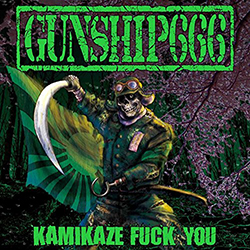 KAMIKAZE FUCK YOU (CD)