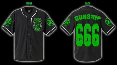 GS666 Baseball Jersey